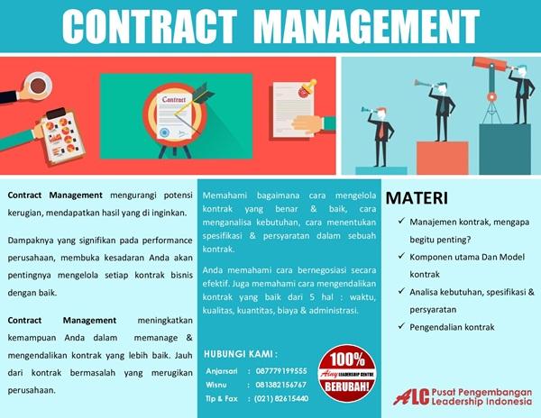 Contract-Management-pusat-pelatihan-leadership-seminar-jakarta-terbaik.