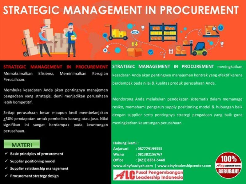 Strategic-Management-in-Procurement-pelatihan-seminar-publik-training-leadership-jakarta-indonesia-procurement-management.