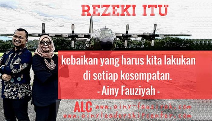 motivator ainy fauziyah inspirasi wanita indonesia
